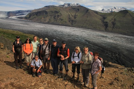 L'Islande 16 au 31 juillet 2011