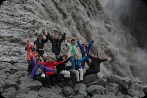 L'Islande 13 au 28 juillet 2013