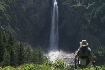 4 juillet de fraîcheur dans la vallée des chutes