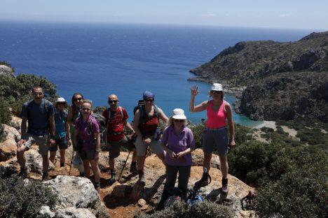 La Crète 14 mai au 22 mai 2016