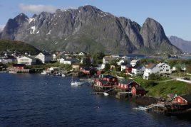 Les Lofoten, Norvège 17 juin au 1 juillet 2018