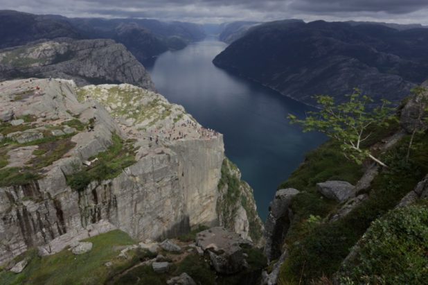 Les Fjords de Norvège 31 juillet au 15 août 2021
