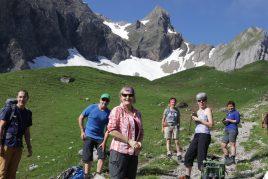 2 & 3 juillet week-end Alpes Bernoises