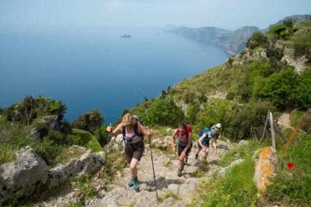 La côte Amalfitaine 4 mai au 12 mai 2019