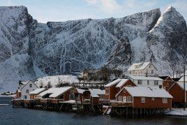 Les Lofoten hivernal 3 mars au 11 mars 2018