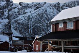 Les Lofoten hivernal, 30 min