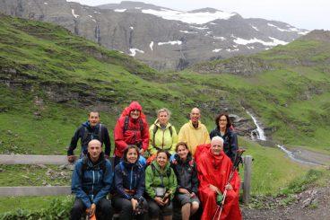 Week-end 8 & 9 juillet Les chutes d'eau & lac