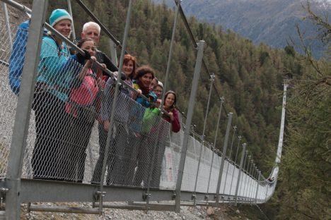 16 & 17 sept Zermatt et le pont