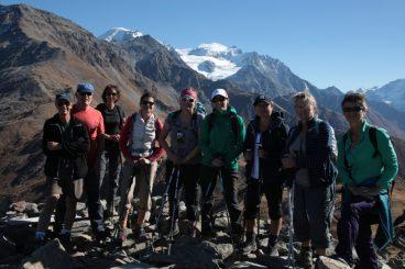 15 oct Le Mont Brulé et les Mélèzes
