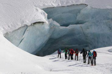 23 & 24 février 2019 Grotte de Glace & Vallon du Touno