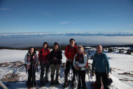 28 janvier Mont Tendre