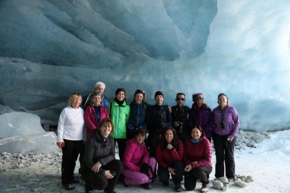 24 & 25 février Grotte de glace & vallon du Touno