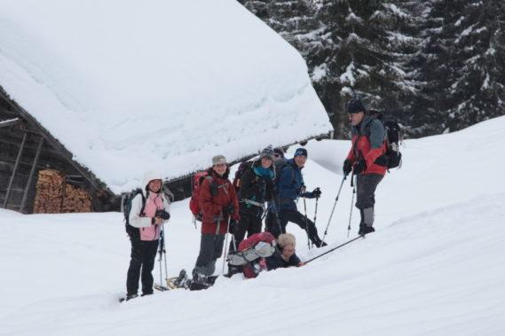 10 février Entre Villars & les Diablerets