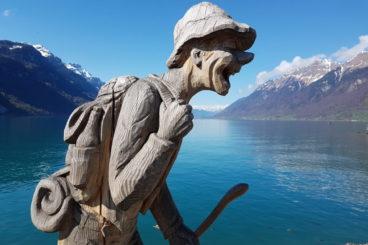 Lacs de Thoune & Brienz 25 & 26 Avril 2020