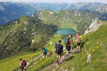 8 & 9 juin 2019 Le massif du Gantrisch & Stockhorn