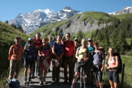 30 & 1 juillet Week-end vallée du Kiental