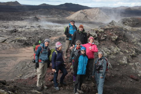 21 juillet au 4 août 2018 l'aventure Islandaise 2018