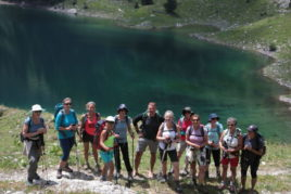 8 juillet Les lacs de Walop