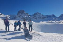 17 février le Plateau d'Anzeindaz