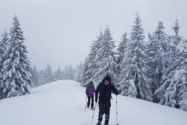 3 février Sonloup - le Molard - les Avants