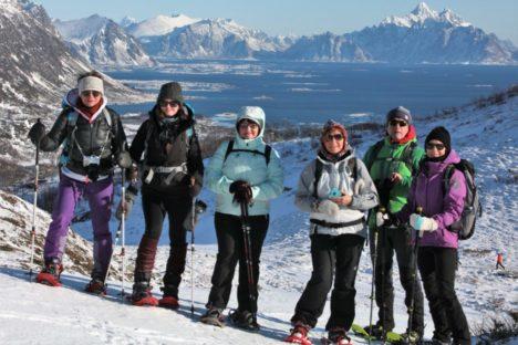 1 mars au 9 mars 2019 Lofoten hivernal 2019