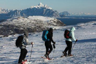1er au 9 mars Lofoten hivernal