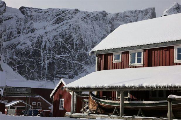 Lofoten hivernal & Aurores Boréales 1 mars au 9 mars 2020