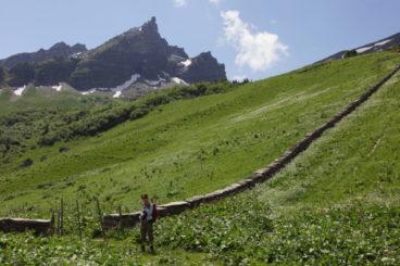 26 mai Le tour des Arpilles, l'Étivaz **