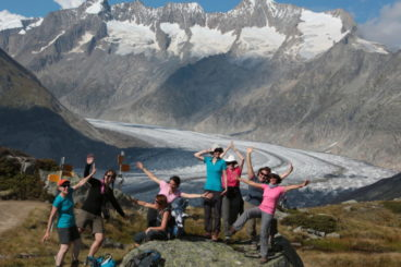 26  & 27 oct 2019 week-end à Aletsch
