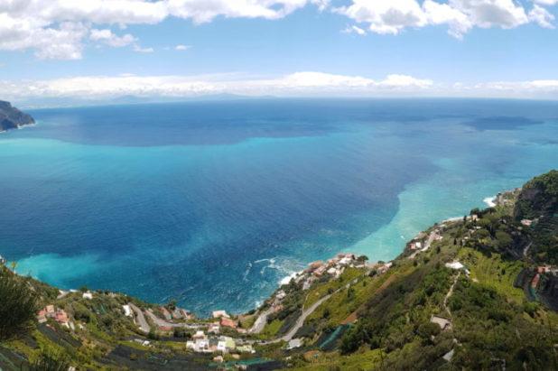 La côte Amalfitaine 1er mai au 9 mai 2021