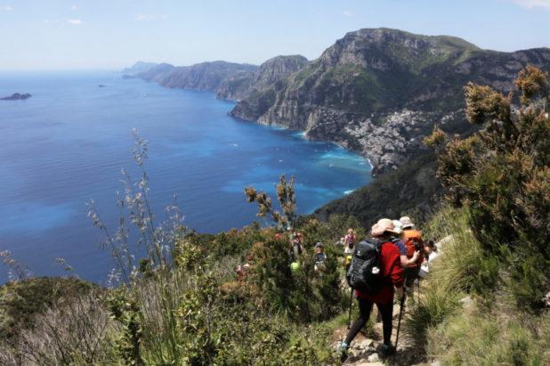 La côte Amalfitaine 2 mai au 10 mai 2020