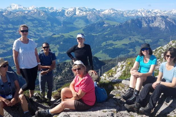 22 & 23 juin 2019 Le massif du Gantrisch & Stockhorn