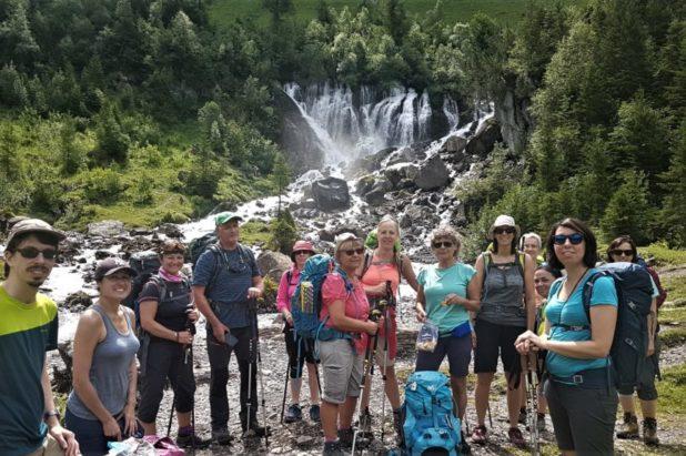 13 & 14 juillet 2019 fraîcheur dans les Alpes Bernoises