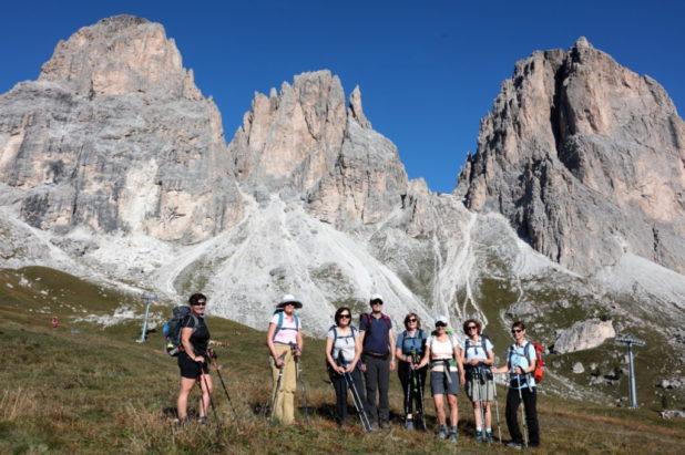 Les Dolomites 7 au 16 sept 2019 / 10 jours