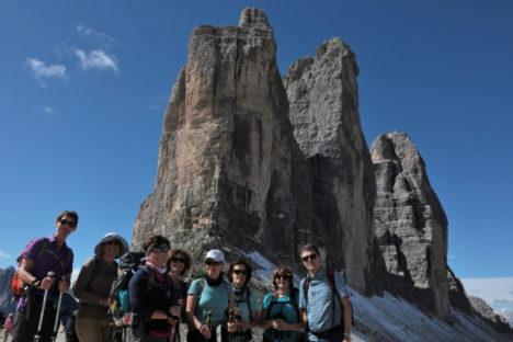 Les Dolomites, 7 sept au 16 sept 2019