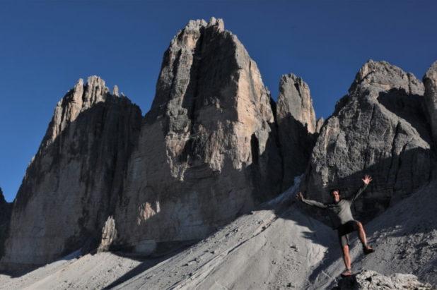 Les Dolomites 4 sept au 12 sept 2021