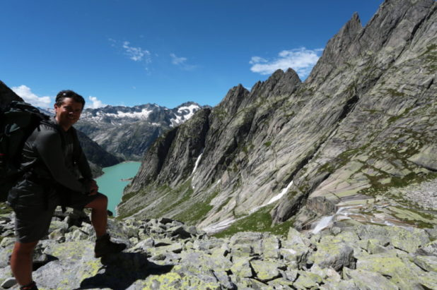 Randonnées en Suisse 31 août au 4 sept 2020