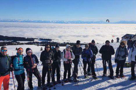 29 déc au Chasseron pour finir 2019