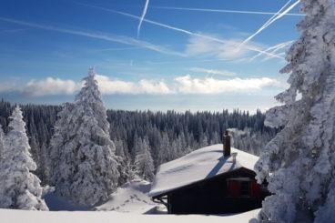 11 & 12 janvier Week-end Mont Tendre avec pleine lune
