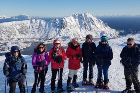 1 mars au 9 mars 2020  Lofoten