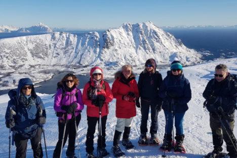 1 mars au 9 mars Lofoten