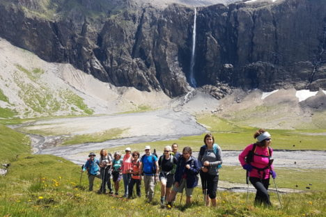 4 juillet la vallée des chutes