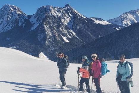 24 janvier la boucle du Mont Chevreuils