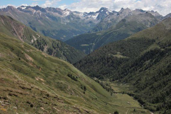 28 & 29 août La vallée de Binn, Valais