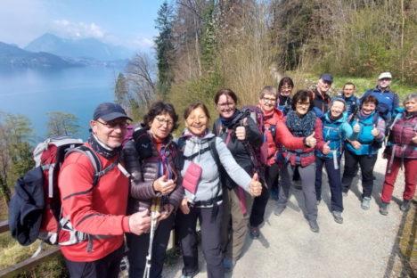 Week-end 17 & 18 avril Lacs de Brienz & Thoune
