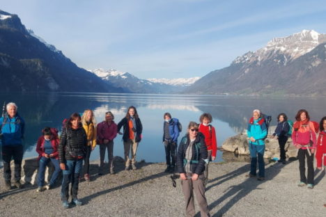 Week-end Lacs de Brienz & Thoune
