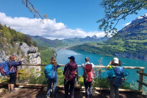 22,23,24 mai week-end  lac des 4 cantons