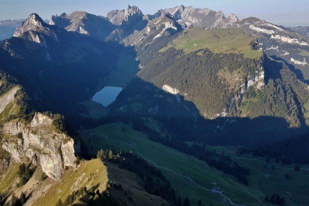 L' ALPSTEIN en Appenzell & lacs Pizol 20 au 25 sept 2021