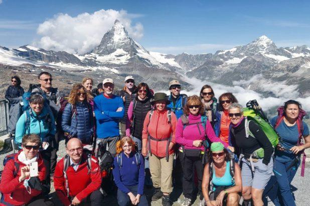 31 & 1 août Week-end à Zermatt