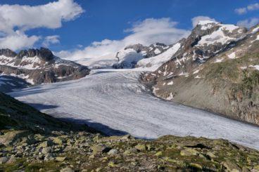 Week-end glacier du Rhône et sentier panoramique
